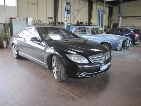 Mercedes Werkstatt Berlin - Mercedes-Benz Coupés aller Generationen, aller Baureihen