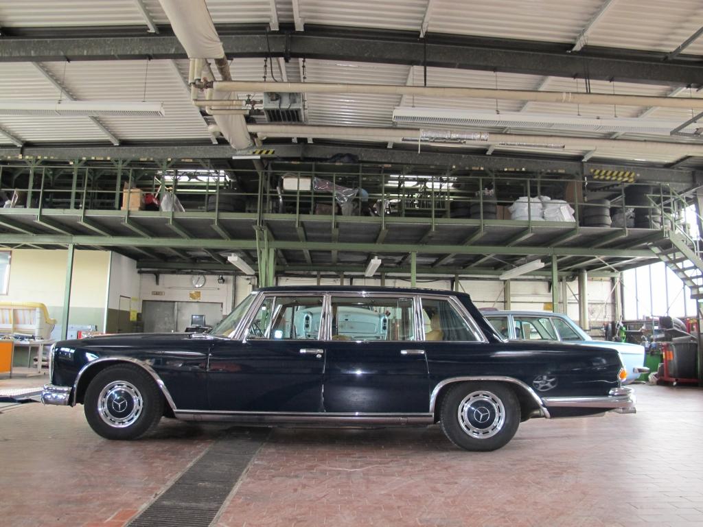 Mercedes Werkstatt Berlin - Freie Mercedes-Benz WerkstattMercedes Oldtimer wie der 600 GROSSER restaurieren wir