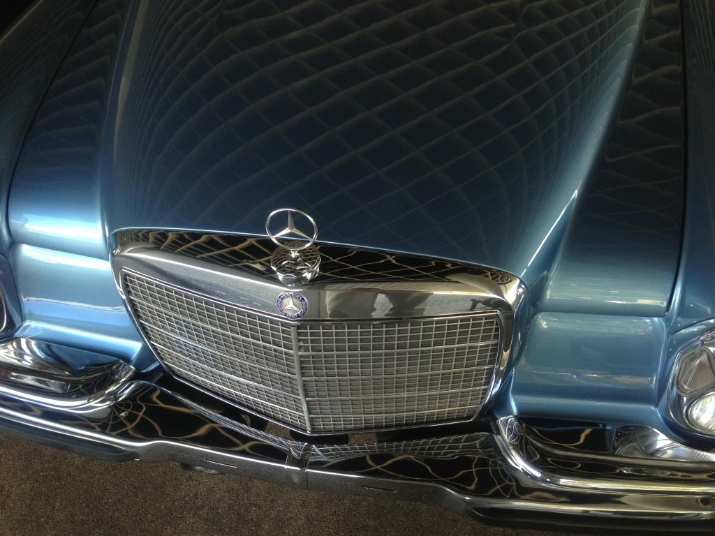 Mercedes-Benz Automobile Autolackiererei Berlin