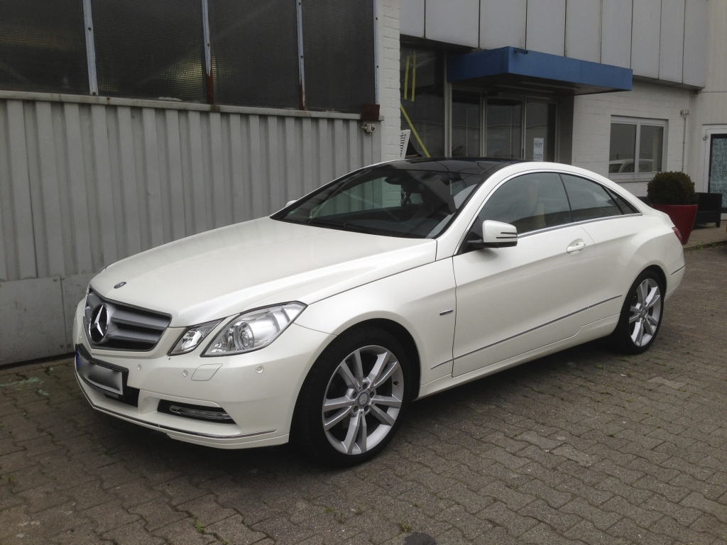 Mercedes-Benz Liebhaber Werkstatt