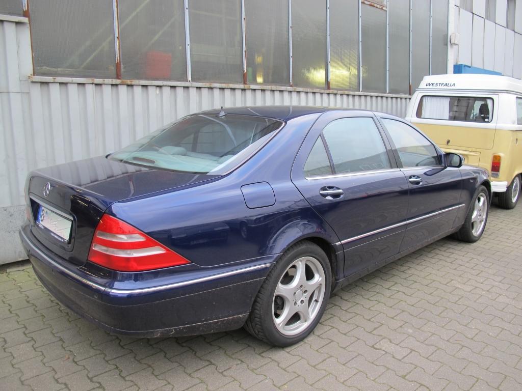 Freie Mercedes Werkstatt Berlin