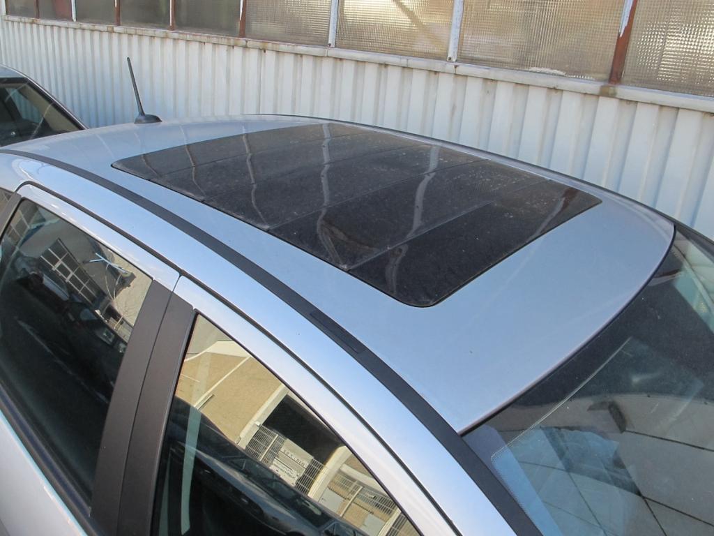 Mercedes-Benz A-Klasse Lamellendach Reparatur