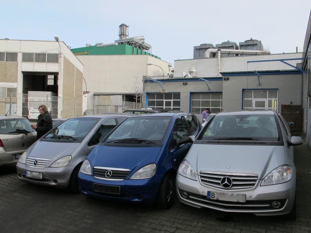 Mercedes A-Klasse freie Werkstatt Berlin