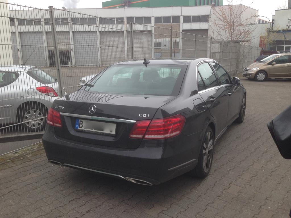 Mercedes-Benz W212 E-Klasse