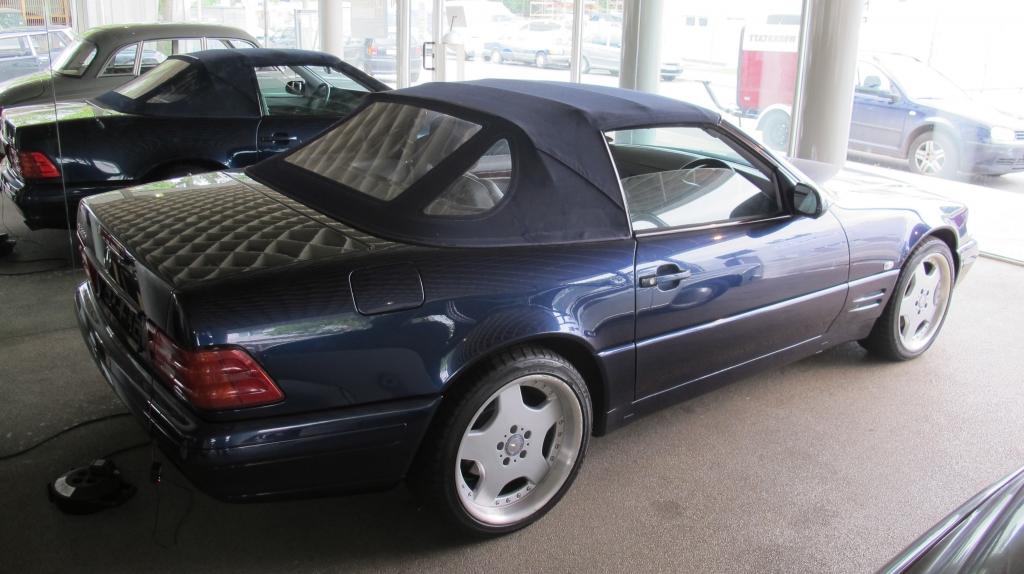 Mercedes SL R129 zu verkaufen - Rechtslenker in Top Zustand